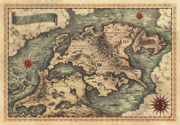 Mappa di Project Phoenix
