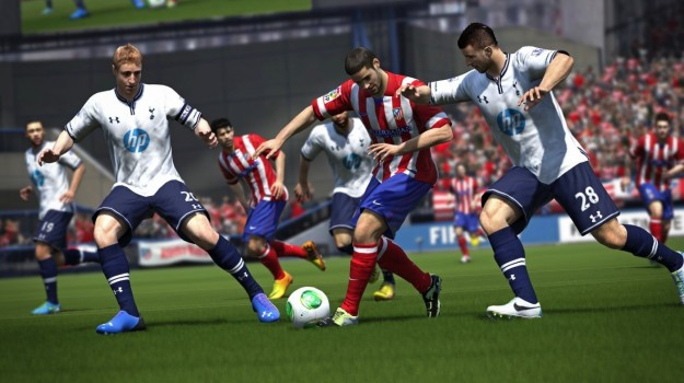 Realismo in FIFA 14