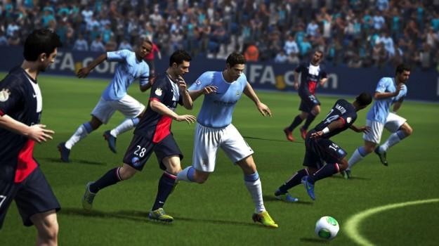 Grafica di FIFA 14