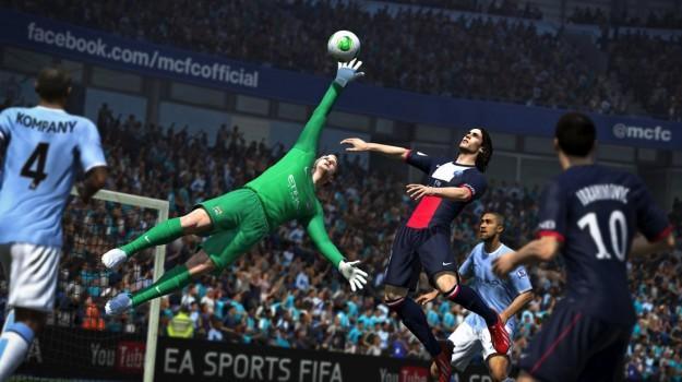 Azione in FIFA 14