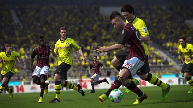 Giocatori in FIFA 14