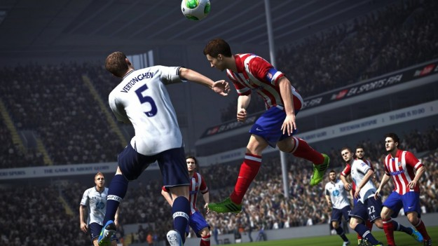 FIFA 14 vs PES 2014: demo e confronto [FOTO]