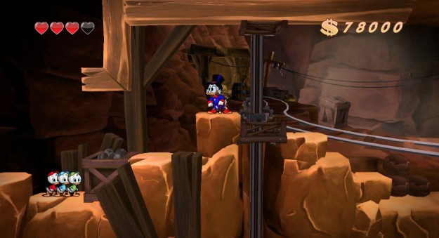 Ambientazione di DuckTales Remastered