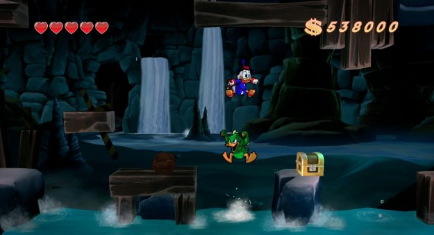 Gioco DuckTales Remastered