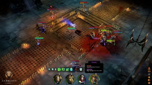 Screenshot di Aarklash Legacy