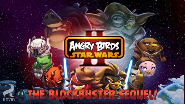 Angry Birds Star Wars 2: trailer e download [FOTO & VIDEO]