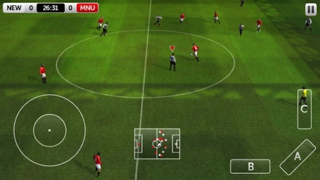 Immagine di First Touch Soccer 2014