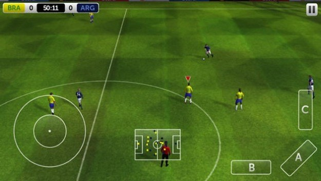 Screenshot di First Touch Soccer 2014