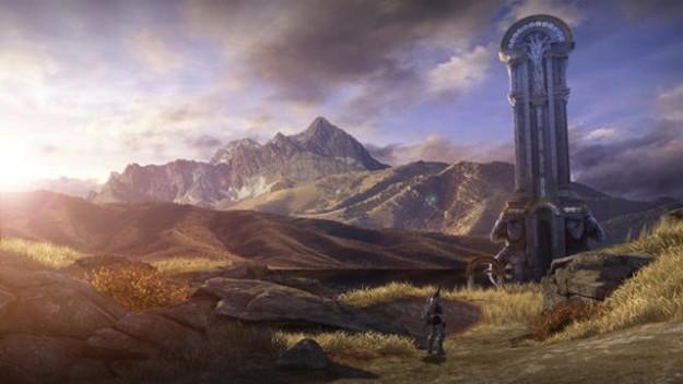 Ambientazione di Infinity Blade 3