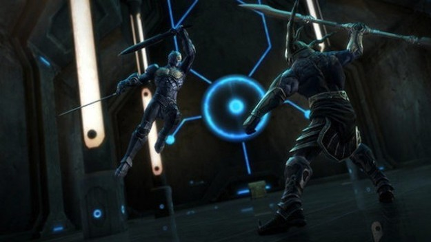 Azione in Infinity Blade 3