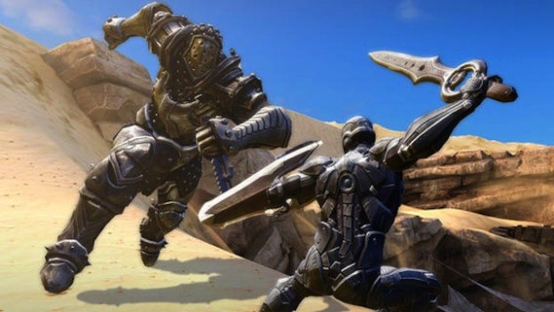 Infinity Blade 3 iPhone: trailer e download [FOTO & VIDEO]