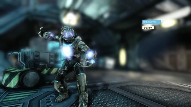 Soldato di Alien Rage