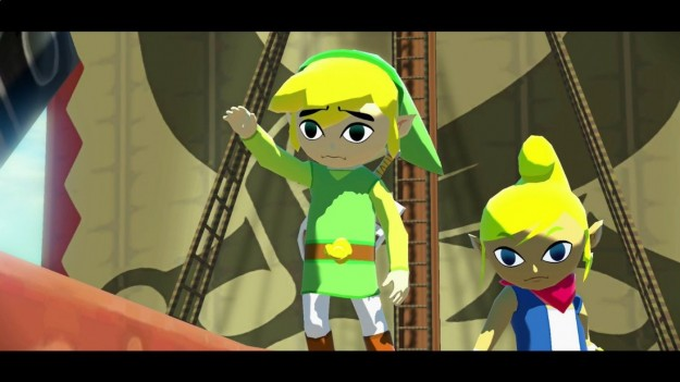 Personaggi di The Legend of Zelda The Wind Waker HD