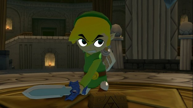 The Legend of Zelda The Wind Waker HD: immagini