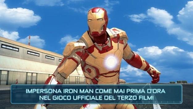 Foto di Iron Man 3
