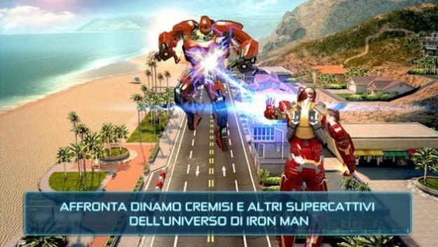Iron Man 3: immagini