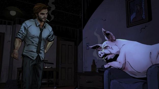 Personaggi di The Wolf Among Us