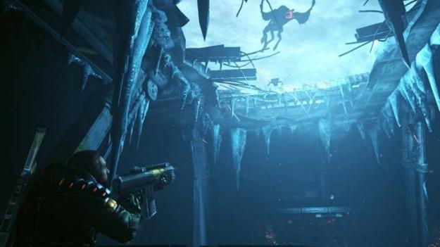 Grafica di Lost Planet 3