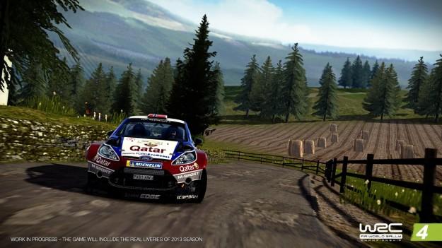 Ambientazione di WRC FIA World Rally Championship 4