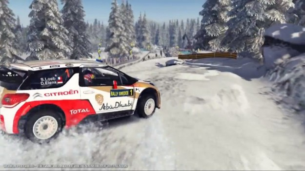 Gara di WRC FIA World Rally Championship 4