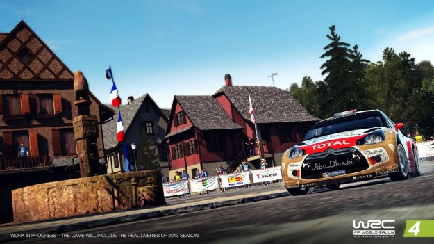 WRC FIA World Rally Championship 4: immagini