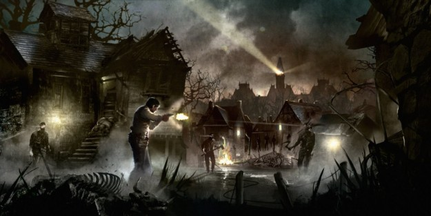 Combattimento in The Evil Within