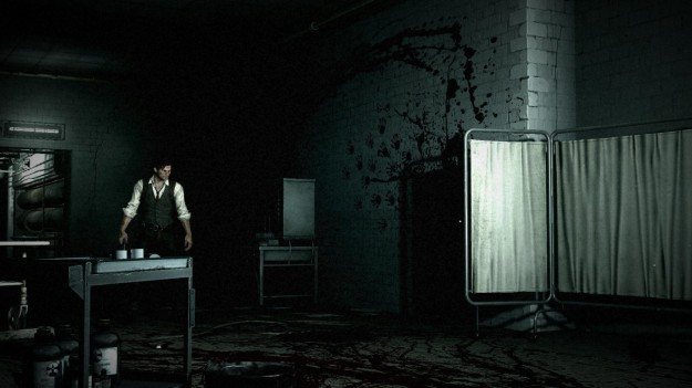 Ospedale in The Evil Within