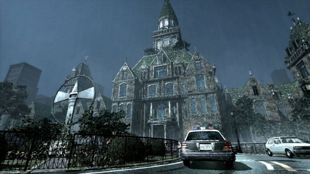 Screenshot di The Evil Within