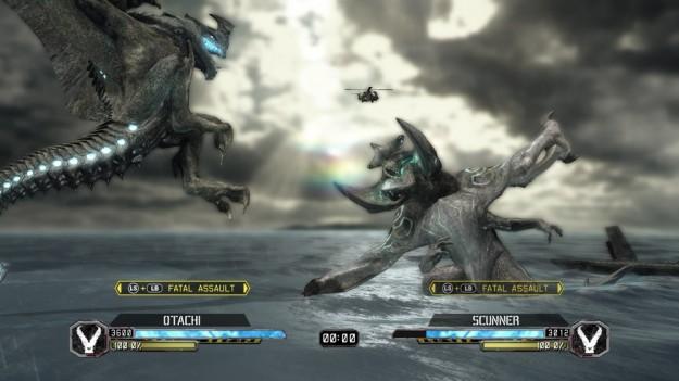 Pacific Rim Xbox 360: immagini