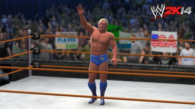Personaggio di WWE 2K14