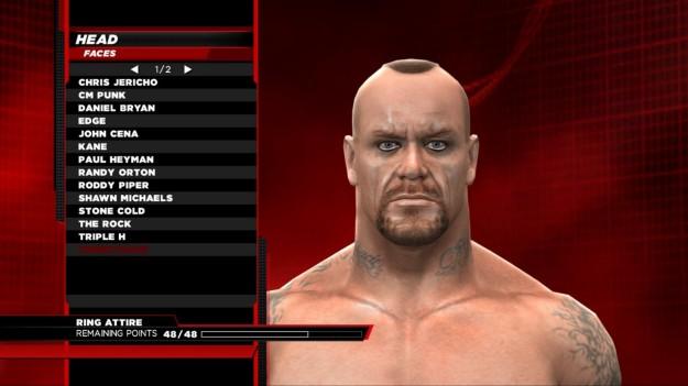 Scheda su WWE 2K14
