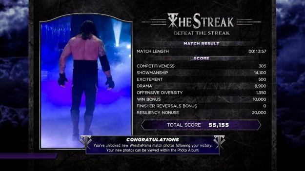 Screenshot di WWE 2K14