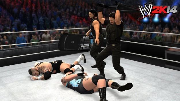 Sfida in WWE 2K14