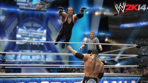 Undertaker in WWE 2K14