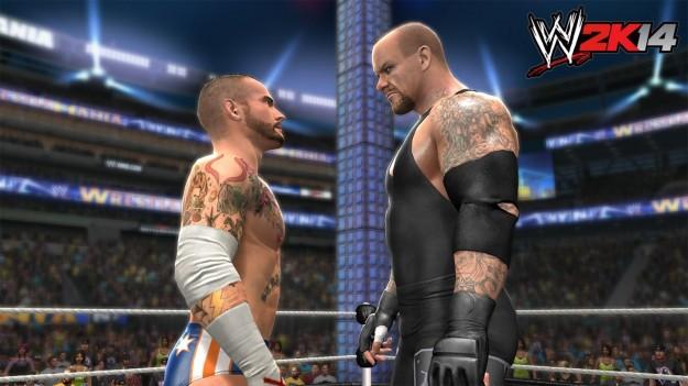 WWE 2K14: immagini