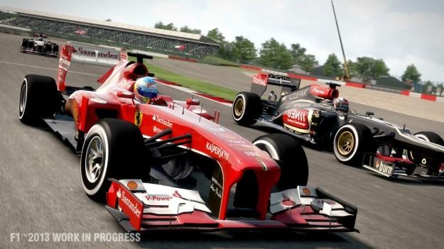 F1 2013: immagini