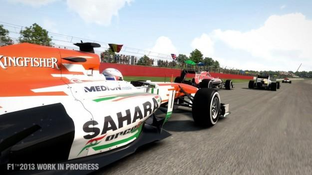 Gara in F1 2013