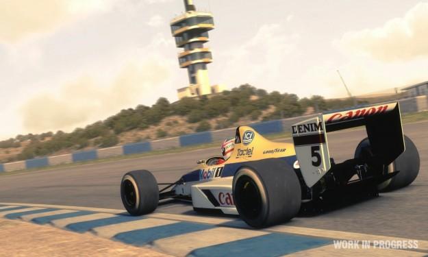 Grafica di F1 2013