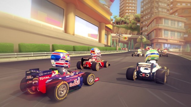 F1 Race Stars Wii U: Powered Up Edition [FOTO]