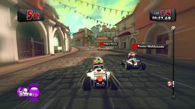 Foto di F1 Race Stars