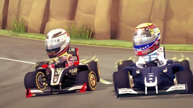 Gioco F1 Race Stars