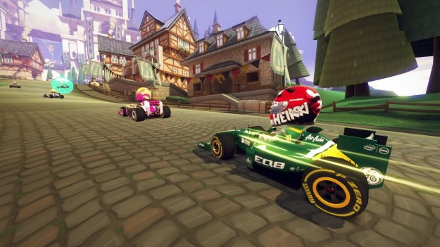 Screenshot di F1 Race Stars