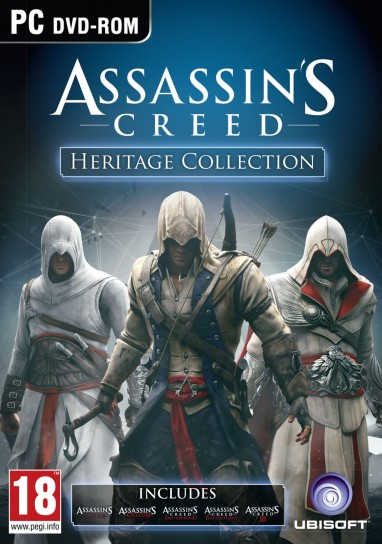 Assassin's Creed Heritage Collection per PC