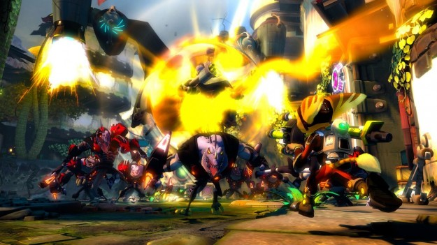 Colori in Ratchet & Clank Nexus