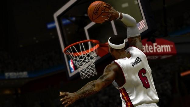 Azione in NBA 2K14