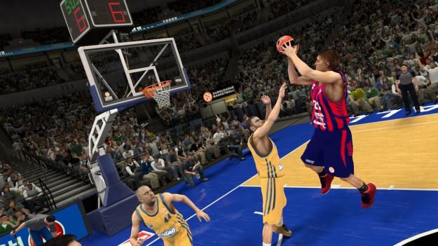 NBA 2K14: immagini