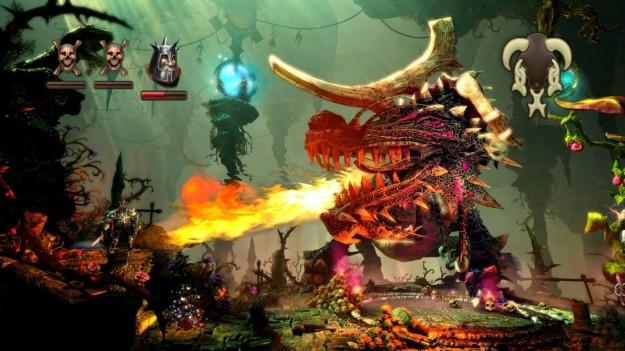 Screenshot di Trine 2