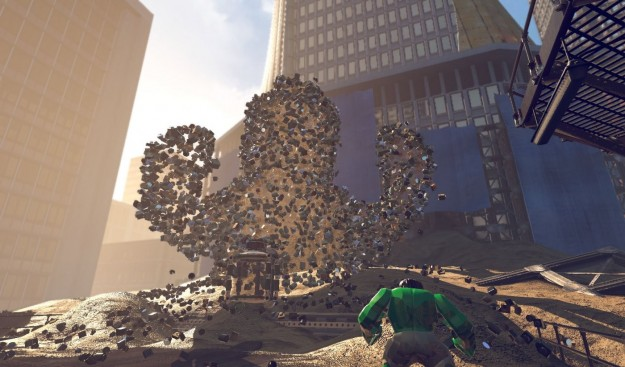 Azione in LEGO Marvel Super Heroes