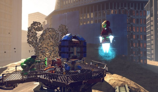 Colori di LEGO Marvel Super Heroes
