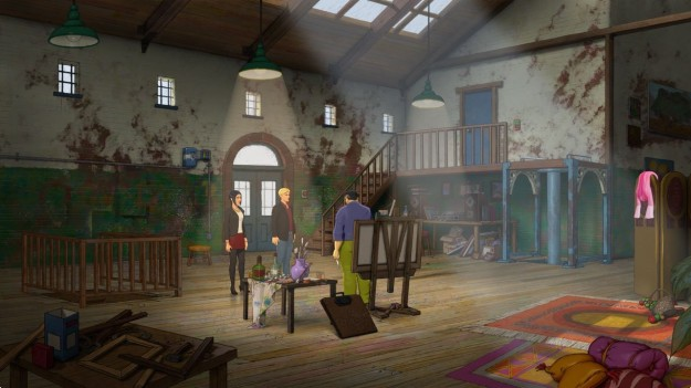 Broken Sword 5 The Serpent's Curse: uscita e news [FOTO]